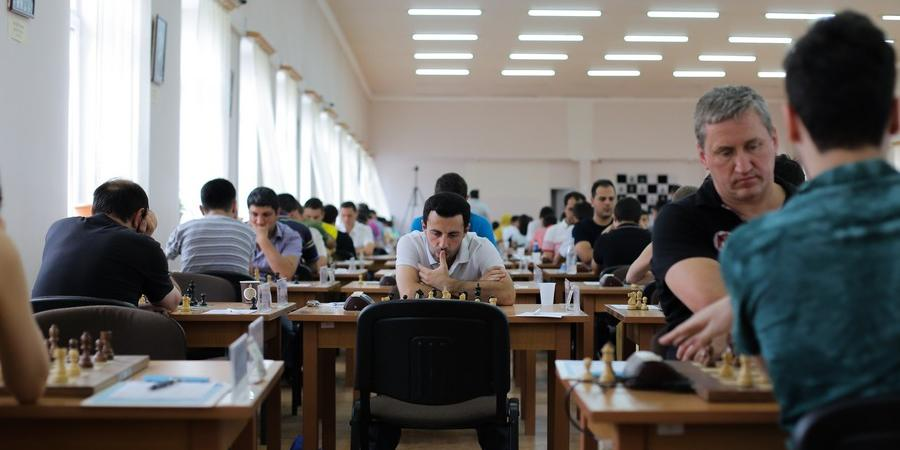 ​Yerevan Open; the Group of Leaders Shows Up